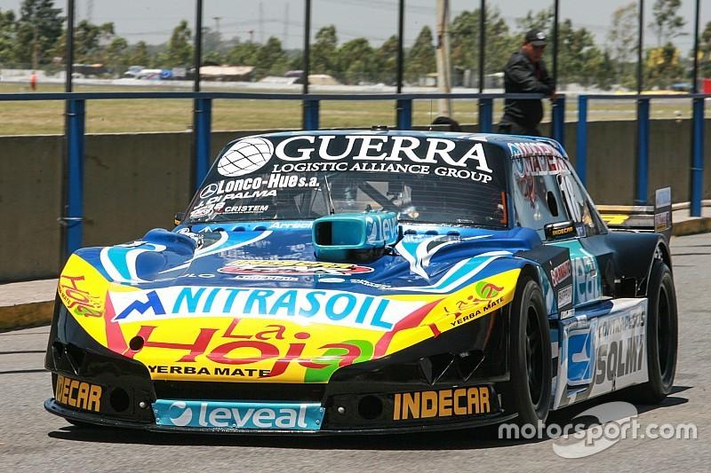 Al final, Di Palma sigue en el IndeCar Racing