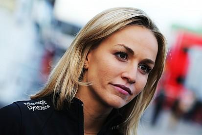 Carmen Jordá reste pilote de développement Renault F1