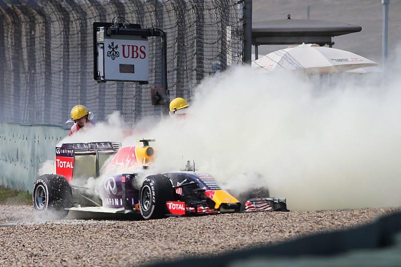 Moteurs - La F1 va abandonner le système des jetons dès 2017