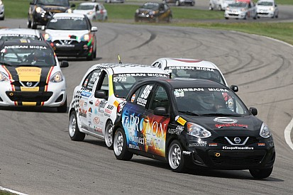 Olivier Bédard, Nissan Micra Cup's first champion