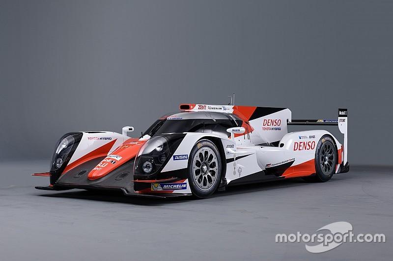 Nieuwe kleurstelling voor Toyota LMP1
