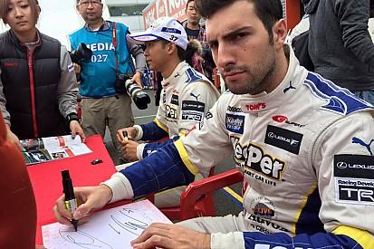 Caldarelli continua nel Super GT con la Lexus