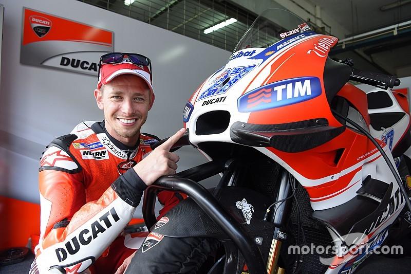 Ducati 'kan geen nee zeggen' als Stoner weer wil racen