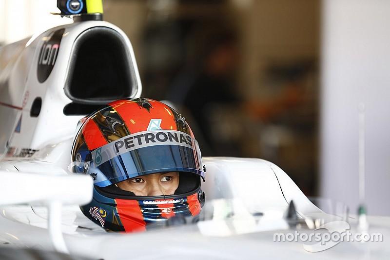 Jaafar joins HTP Motorsport for Blancpain GT