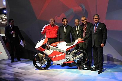 Mahindra MGP30: modificata all'80% rispetto al 2015