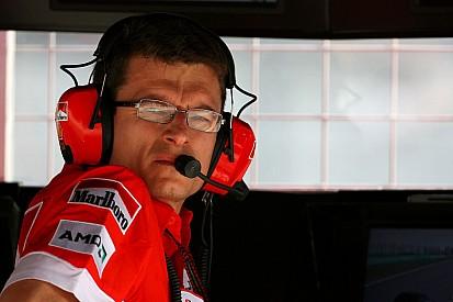 كريس داير مهندس السباقات السابق لدى فيراري ينضمّ إلى فريق رينو