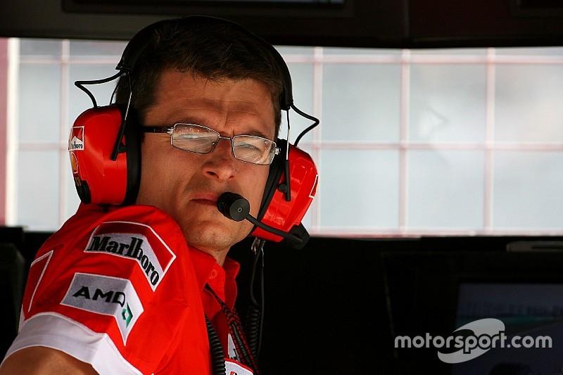 Ex-engenheiro da Ferrari, Chris Dyer vai para Renault