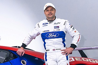 Ford Chip Ganassi Racing: Introducing Andy Priaulx – video