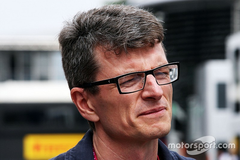 El ex ingeniero en jefe de Ferrari Chris Dyer se une a Renault