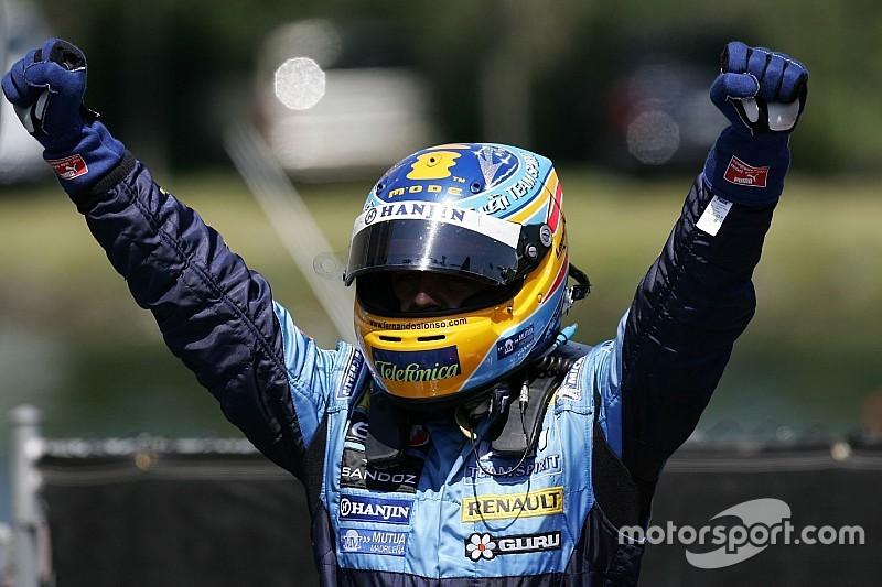 """Ghosn - Un retour d'Alonso chez Renault """"n'est pas de ma responsabilité"""""""