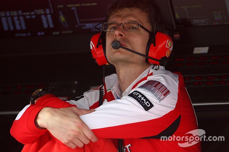 前法拉利F1总工程师戴尔加盟雷诺
