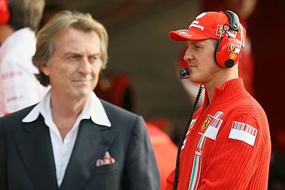 """Montezemolo - Les nouvelles de Schumacher ne sont """"pas bonnes"""""""