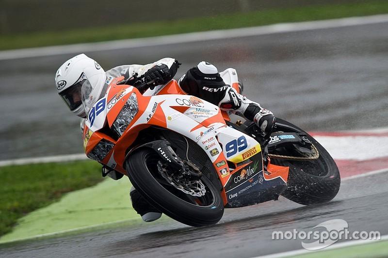 PJ Jacobsen pilota di punta della Honda in Supersport