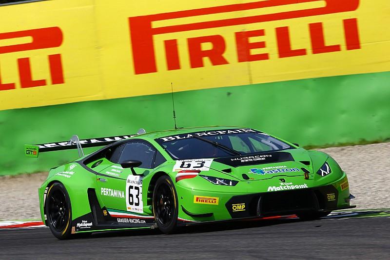 Grasser Racing stößt mit einem Lamborghini Huracan zum GT-Masters 2016