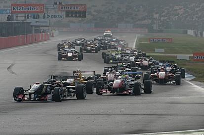 Training course for FIA Formula 3 European Championship drivers in Paris