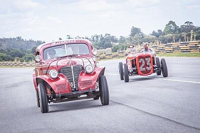 Fórmula E paga tributo a Juan Manuel Fangio