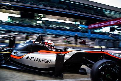 مازيبين: اخترت الفورمولا 3 لتشابهها الكبير مع الفورمولا واحد