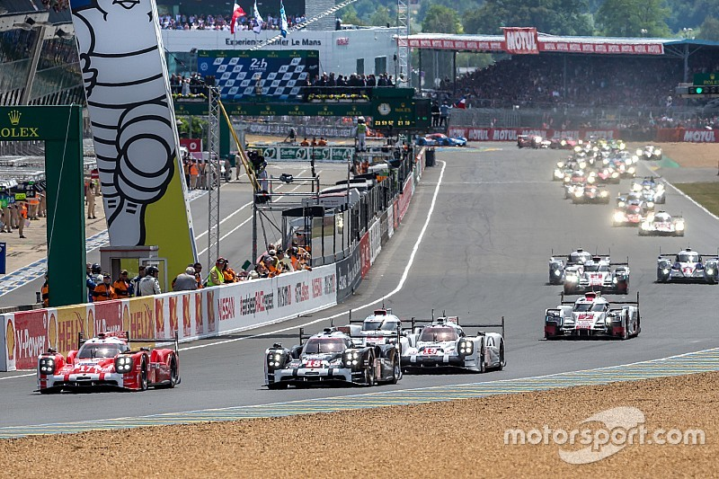 Full 2016 Le Mans 24 Hours entry list