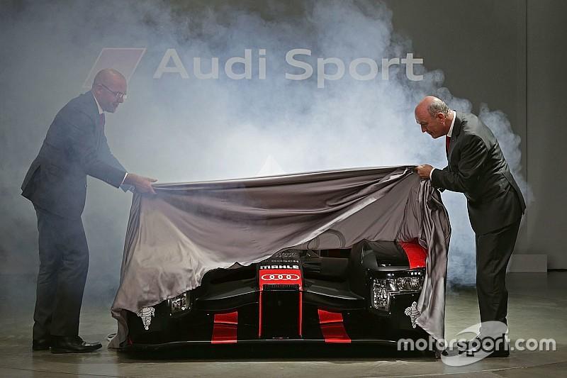 """Audi klaar om revanche te nemen op Le Mans: """"Ieder onderdeel is nieuw en beter"""""""