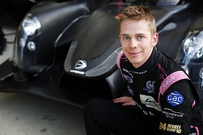 Greaves Motorsport confirms Alex Brundle for 2016 Le Mans 24 Hours
