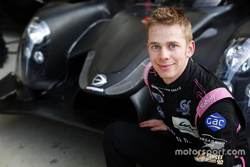 Greaves Motorsport confirms Alex Brundle for 2016 Le Mans 24 Hours