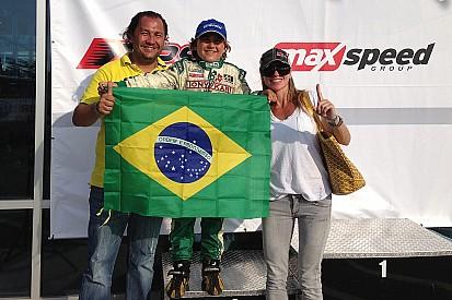 Enzo Fittipaldi vai competir no Ginetta Juniors