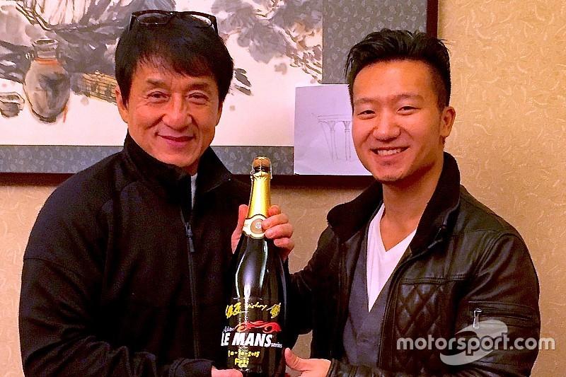 Jackie Chan, une star de plus impliquée au Mans