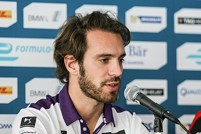 Vergne fit to race in Buenos Aires ePrix