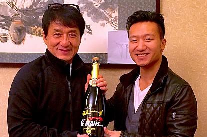 Dono de equipe na LMP2, Jackie Chan anuncia ida a Le Mans