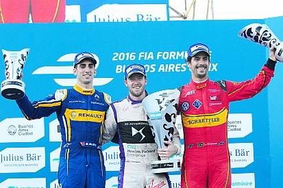 Bird resistió a Buemi para ganar en Buenos Aires