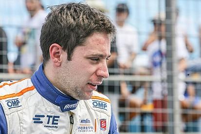 Des courses d'IndyCar pour Robin Frijns?