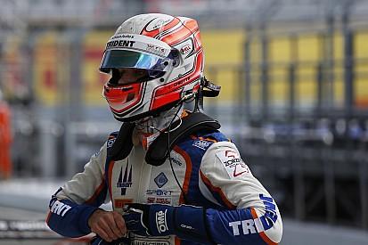 Luca Ghiotto débarque en GP2 avec Trident
