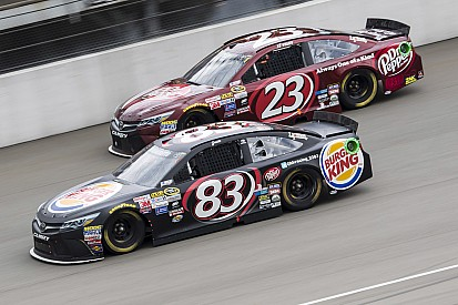 BK Racing to run fourth car in Daytona 500 with Richardson