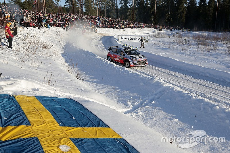 WRC-Rallye Schweden wegen zu hoher Temperaturen vor der Absage