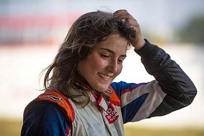 Tatiana Calderón en GP3 avec Arden