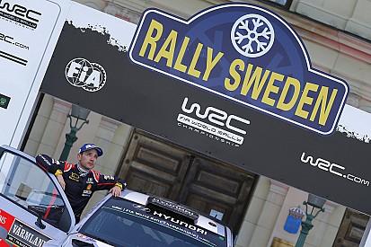 Ралли Швеция пройдет по сокращенному маршруту