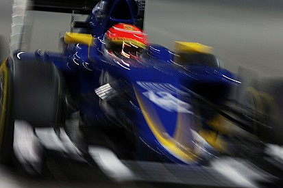 Sauber passa em teste de colisão obrigatório