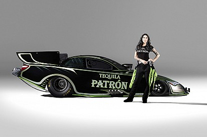 Alexis DeJoria set to make history at the 2016 NHRA season opener with her 100th Funny Car event