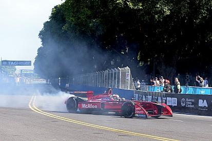 """D'Ambrosio over Buenos Aires ePrix: """"Punten verloren"""""""