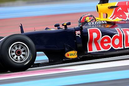 Red Bull peine à se fixer un objectif pour 2016