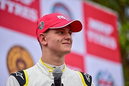 """Mick Schumacher - Le MRF Challenge, un championnat """"très compétitif"""""""