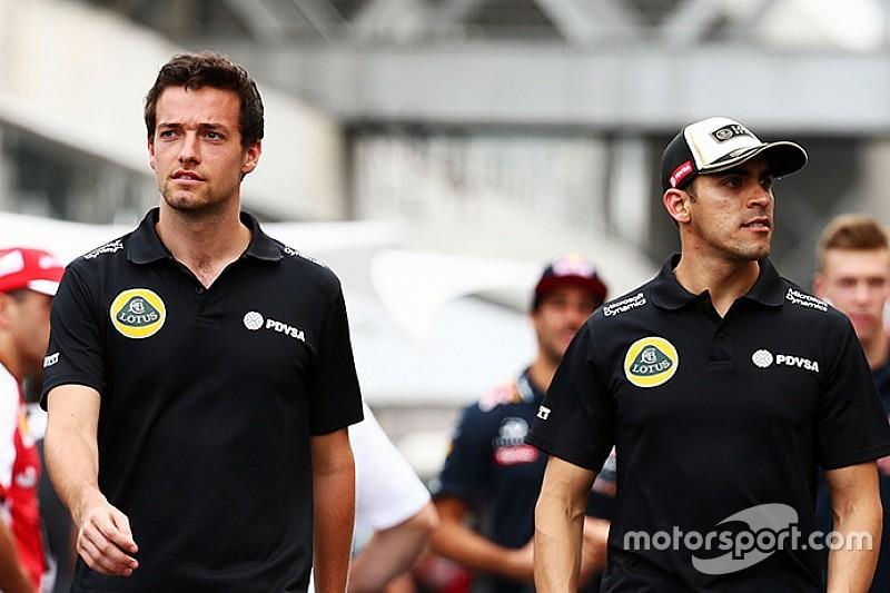 """Palmer defende: """"Maldonado não é um mau piloto"""""""