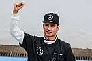 DTM-Champion Pascal Wehrlein vor Aufstieg in die Formel 1