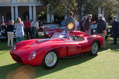 1957 Ferrari becomes world's second most expensive car