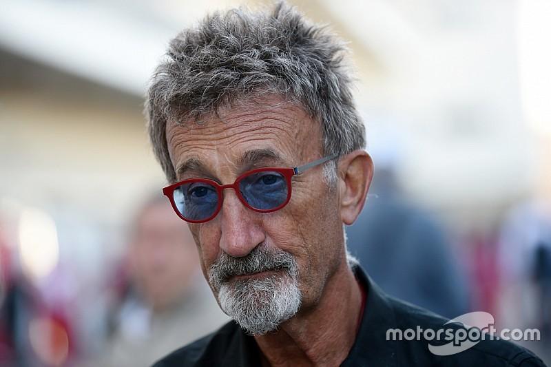 Eddie Jordan joins Top Gear team