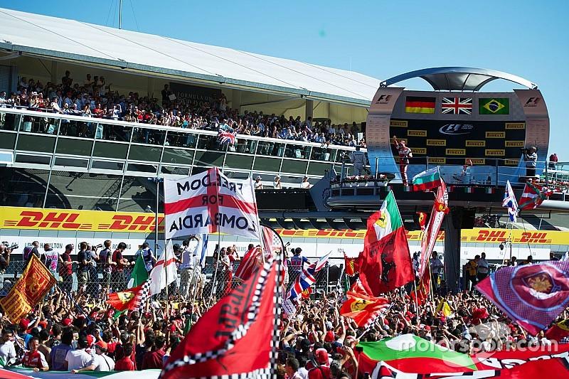 Rückschlag für Monza im Kampf um den Formel-1- Grand-Prix