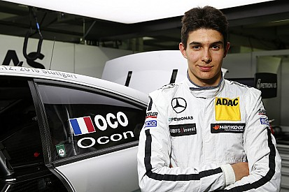 Mercedes confirma Ocon no lugar de Wehrlein no DTM