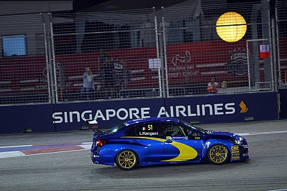 La Stohl Racing pensa ad una Subaru STI TCR?