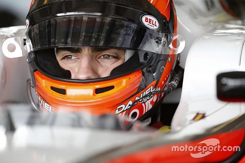 De Jong rejoint Rowland chez MP Motorsport
