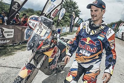 Dakar veteran Viladoms calls time on rally career
